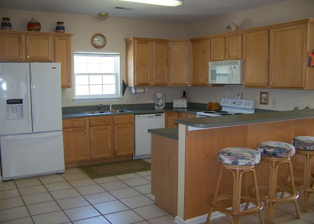 Twin Gables - Kitchen
