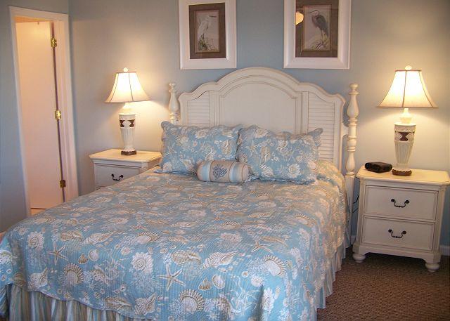 SeaCloister II 303A - Bedroom 1