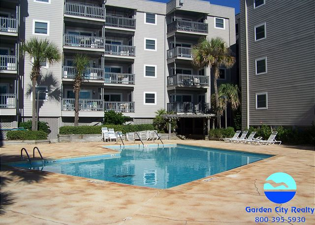 Sea Master 306 Garden City Beach Rentals