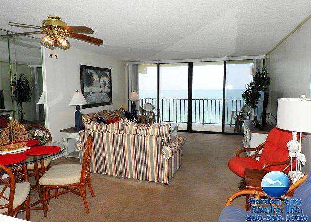 Garden City Beach Rental Property Royal Garden Resort 1203 South