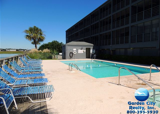 Marshside Inn 109 Garden City Beach Rentals