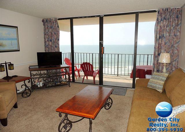 Royal Garden Resort 610 Garden City Beach Rentals