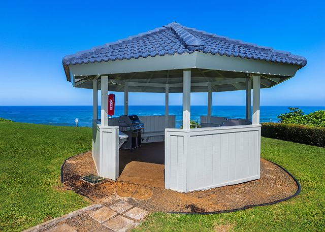 Cliff-Side Gazebo