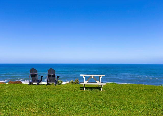 Enjoy Ocean Views from the Cliffs