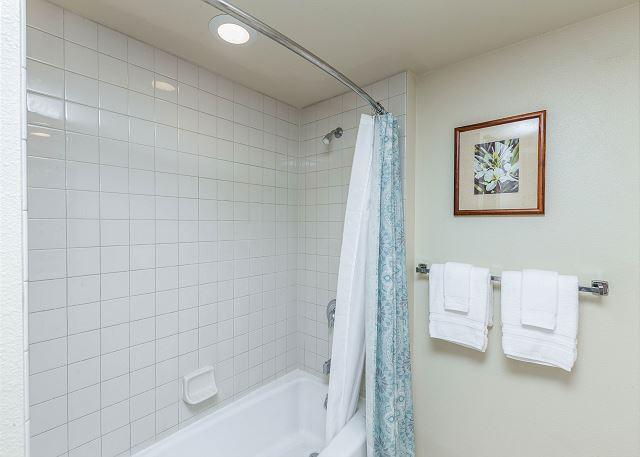 Full Bathroom with Shower Tub