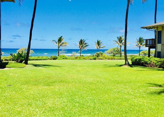 Ocean Views from your condo!