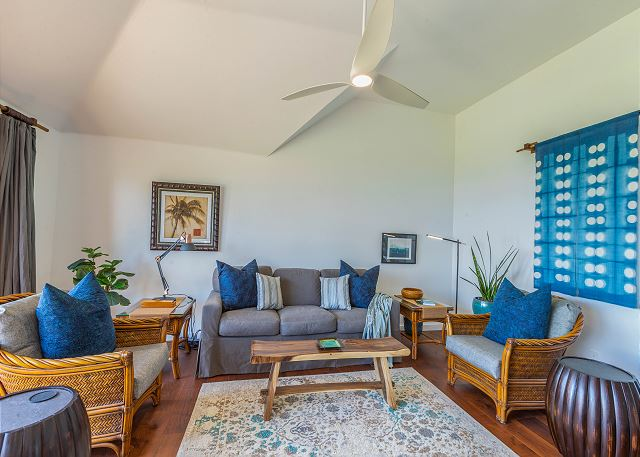 Spacious and Comfy Living Area