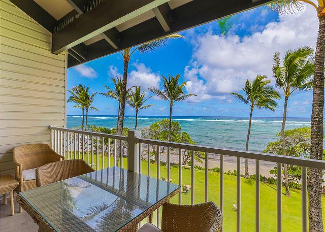 Kapaa Shore Resort 305 Oceanfront
