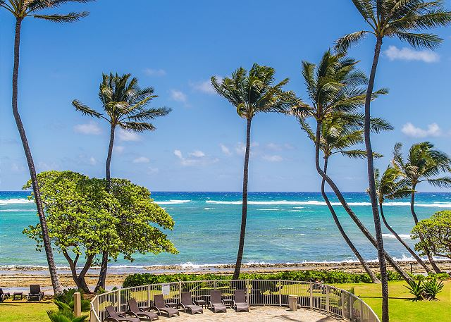 Enjoy Cool Ocean Breezes and Relaxing Sounds of the Ocean