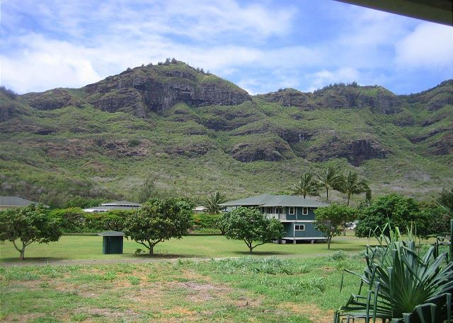Mountain Views from your Kaua'i Vacation Rental in Lihue