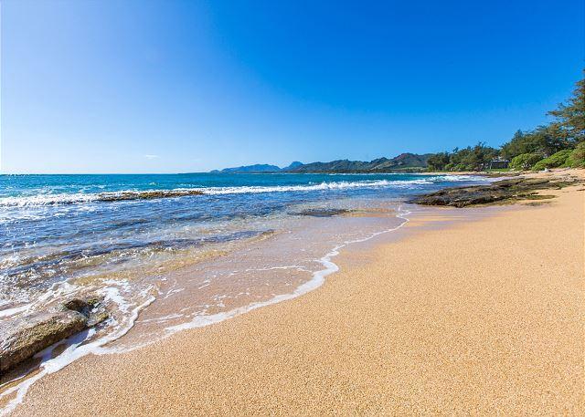 Walk to Nearby Beaches