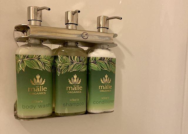 Malie Organics Bath Amenities