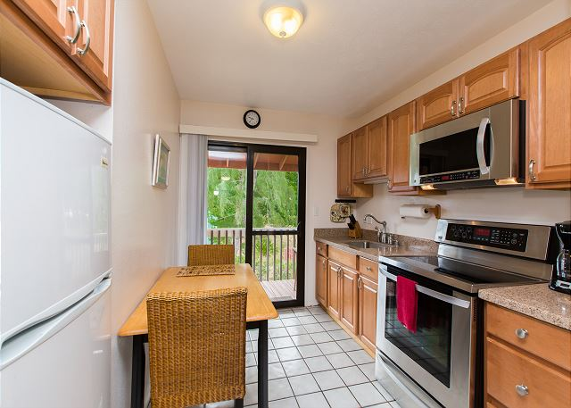 Fully Equipped Kitchen with Lanai Access