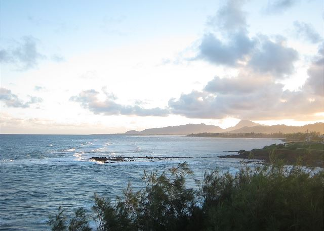 Beautiful Kau'ai Coastline
