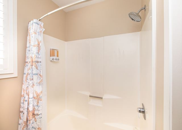 Second Bathroom with Shower Tub