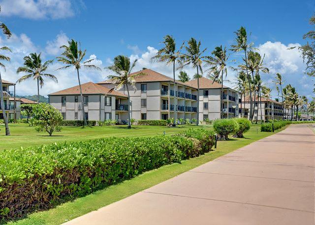 Pono Kai Resort B 109 Oceanfront Ground Floor