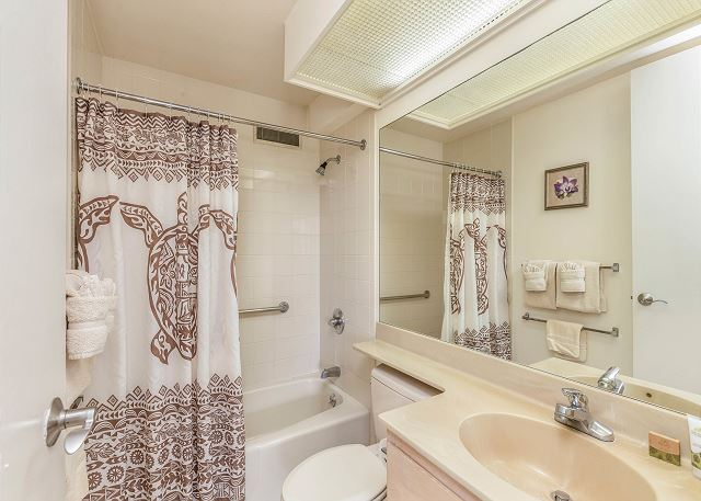 Full Bathroom with Shower Tub