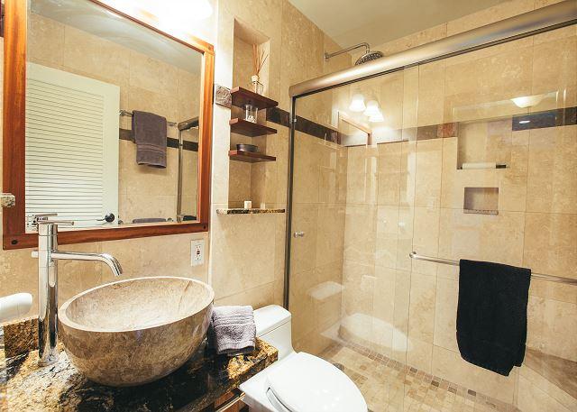 Full Bath, Walk-In Shower