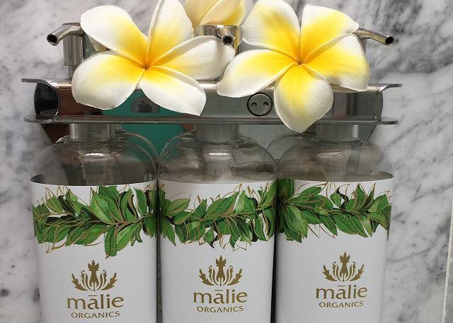 Malie Bath Amenities