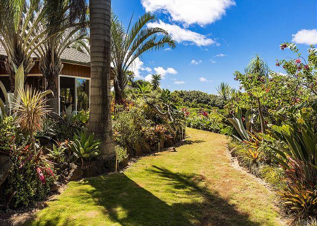 Kauai Gardens Estate Grounds