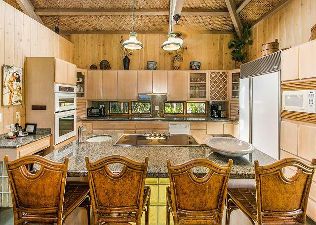 Ocean View Kitchen