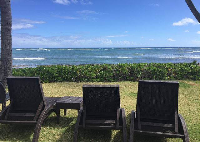 Imagine yourself here at Kaua'i Kailani