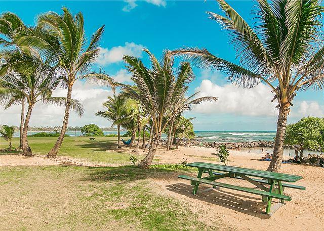 Lydgate Beach Picnic Area