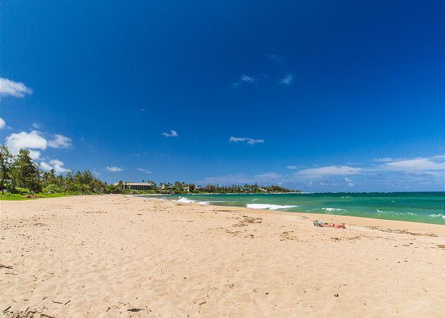 Sandy Wailua Beach