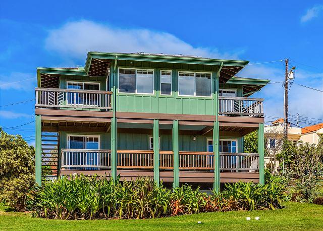 Mele Kai Beach Home