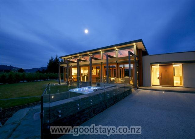 Mount Gold Luxury Retreat