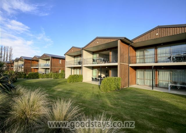 Wanaka Apartment 117