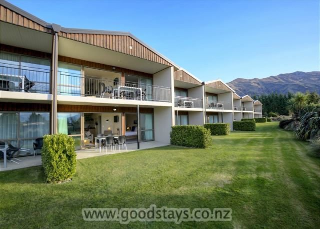 Wanaka Apartment 121