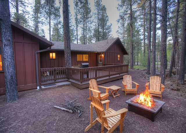 Pinetop, AZ United States - Whispering Pines Cabin ...