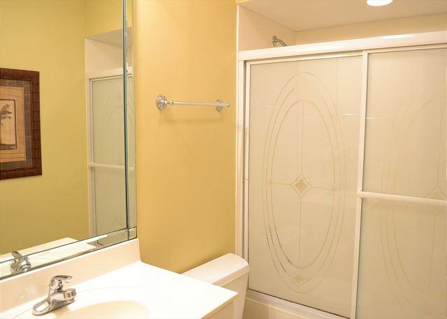 Beach Manor 209 Guest Bathroom