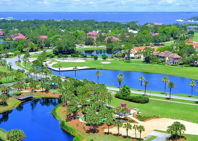 Sandestin Putt-Putt Golf Course