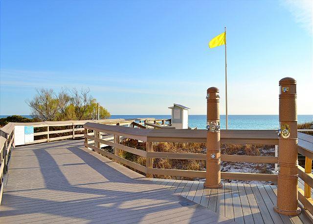 Tides 204/205 lockout - beach access - Gibson Beach Rentals