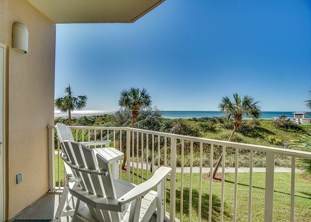 Beach Manor 211 - Balcony