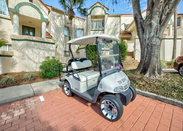 Tivoli 5245 Golf Cart