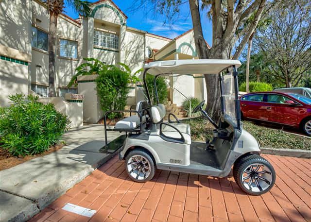 Tivoli 5245 Golf Cart
