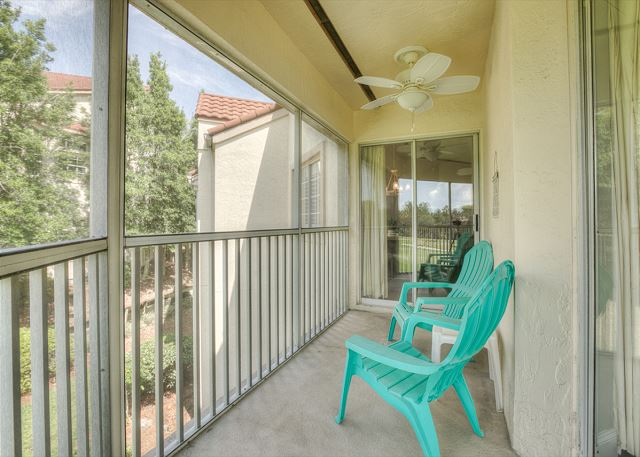 Tivoli 5245 Balcony