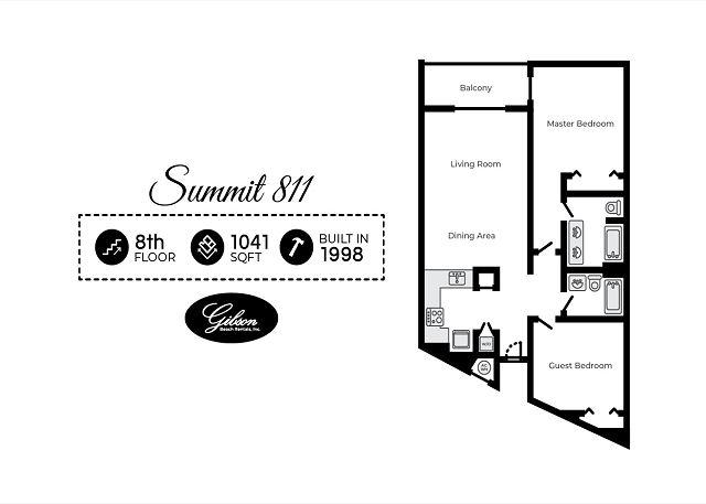 Summitt 811 - diagram