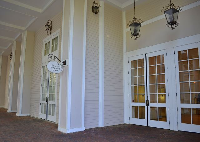 Baytowne Conference Center by Gibson Beach Rentals