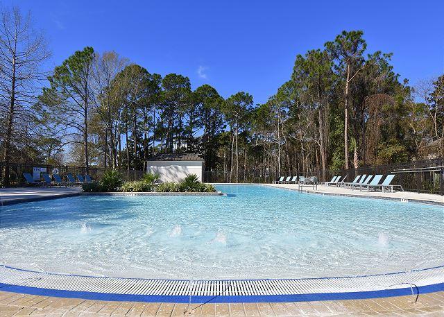 Phil Hummel aquatic center by Gibson Beach Rentals