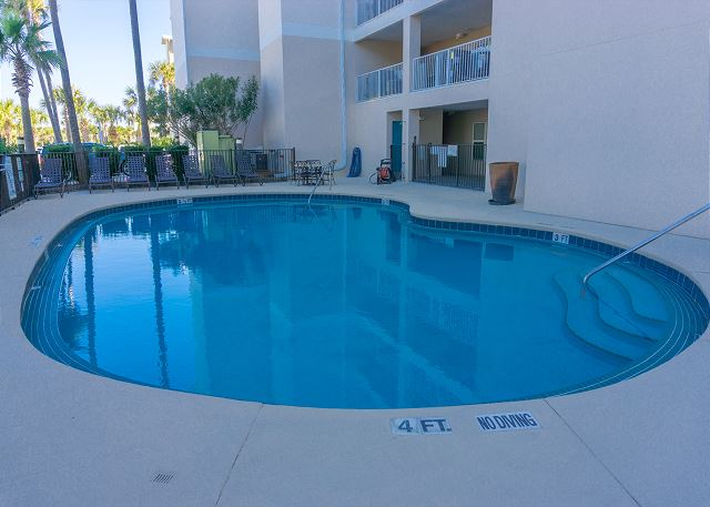 Crystal Dunes 505 Pool