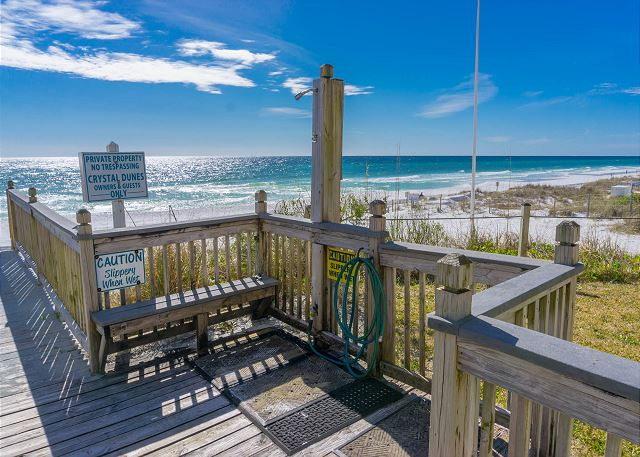 Crystal Dunes 505 Beach Access