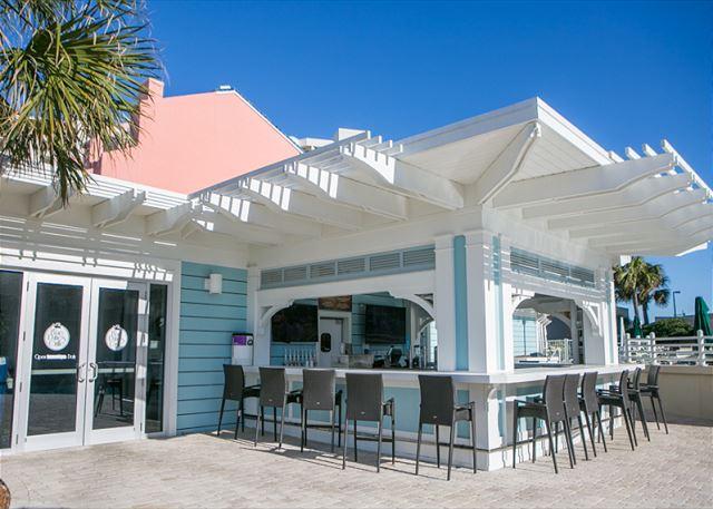 Tops'l Resort Tiki Bar