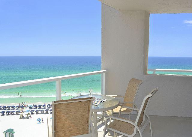 Beachside II 4297 Balcony