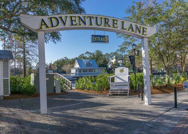 Sandestin Adventure Lane