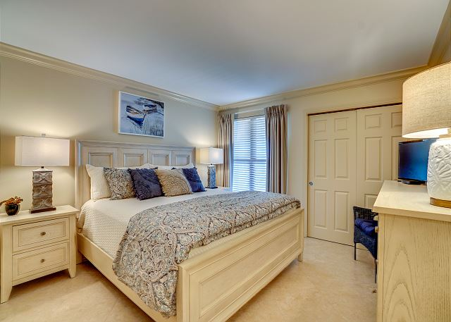 Beachside II 4313 Guest Bedroom