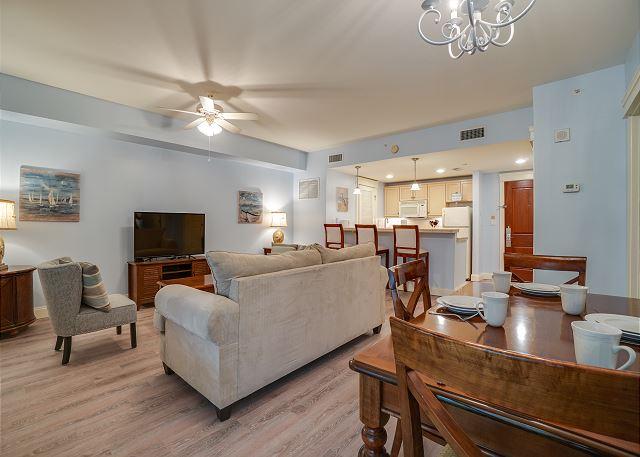 Grand Sandestin 2208 Living Room